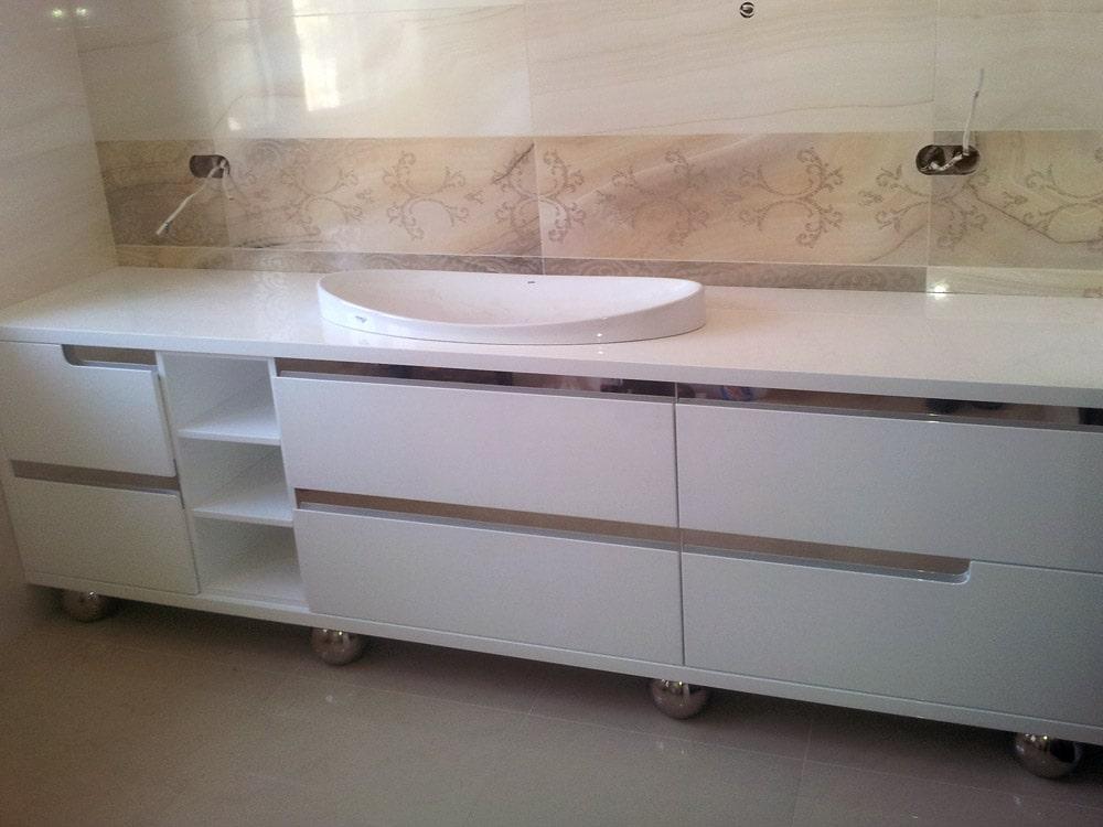 Łazienka meble na wymiar