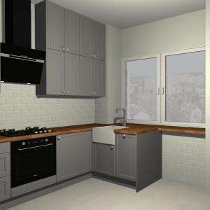 projektowanie wnętrz Kuchnia Radom